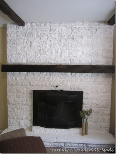 Covered A Made Carli Making Of Slip The By Mantel jLAR354Scq